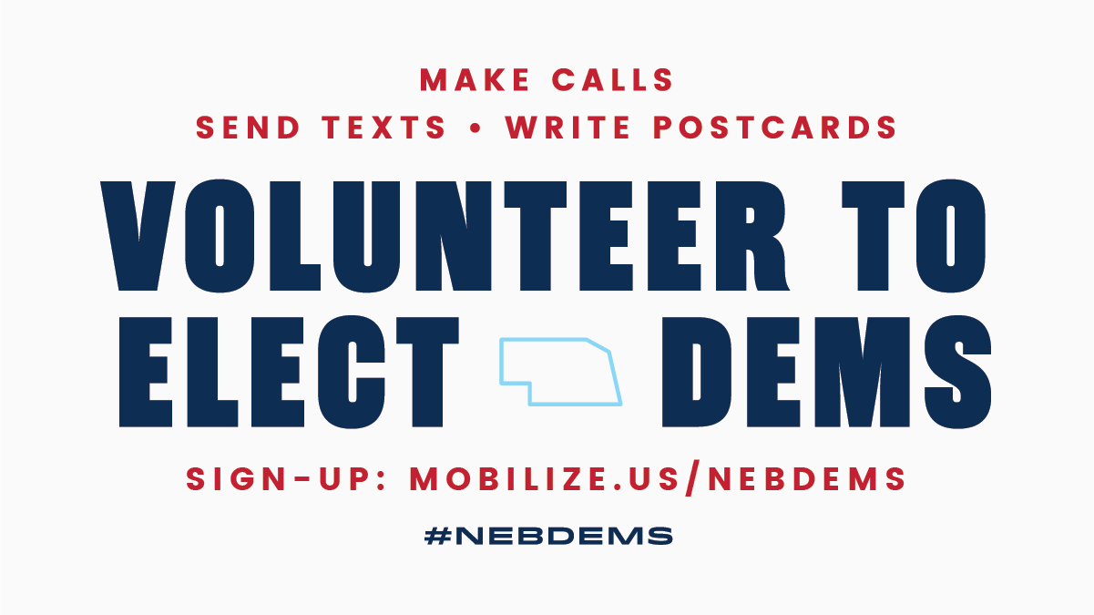 Volunteer to Elect Dems
