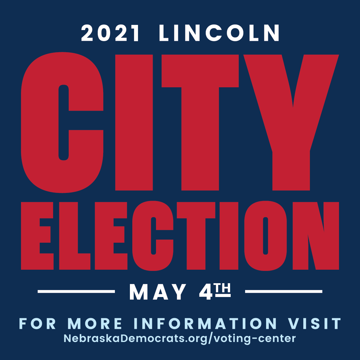 2021 Lincoln City Election