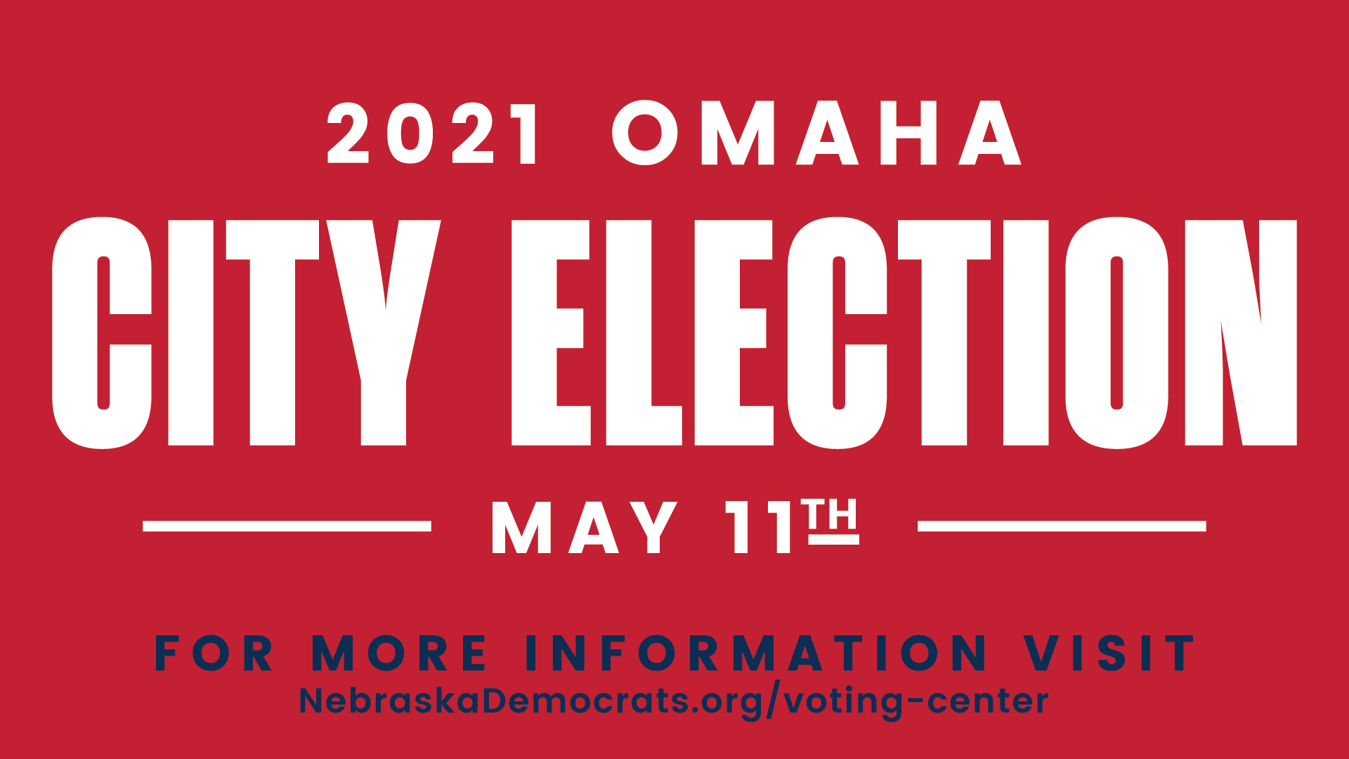 2021 Omaha City Election